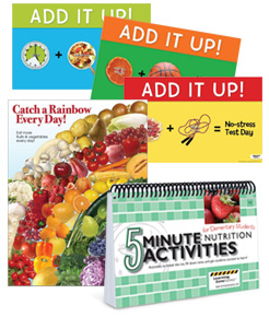Eating Smart for Healthy Learning Kit for Elementary