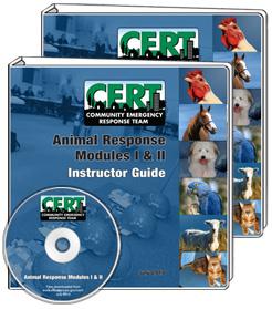 CERT Animal Response Modules I & II