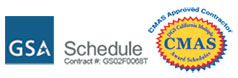 GSA Schedule GS02F0068T CMAS Approved Contractor
