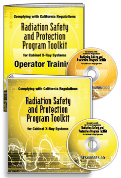 Radiation Safety and Protection Program Toolkit