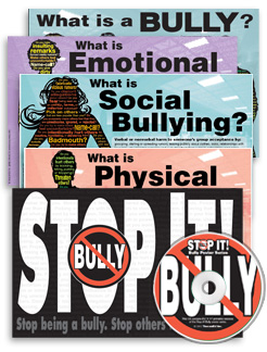 Stop It! Poster Series Kit for Teens