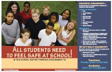 Safe At Schools Group Poster