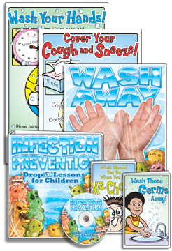 Infection Prevention Drop In Lessons for Children