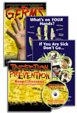 Infection Prevention Drop-in Lessons for Adolescents and Teens