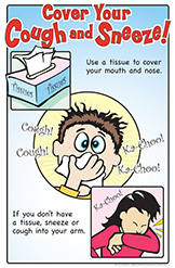 Cover Your Cough and Sneeze!