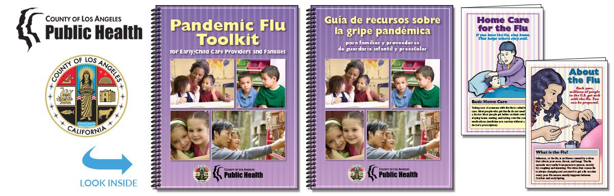 Pandemic Flu Toolkit for Early/Child Care Providers and Families