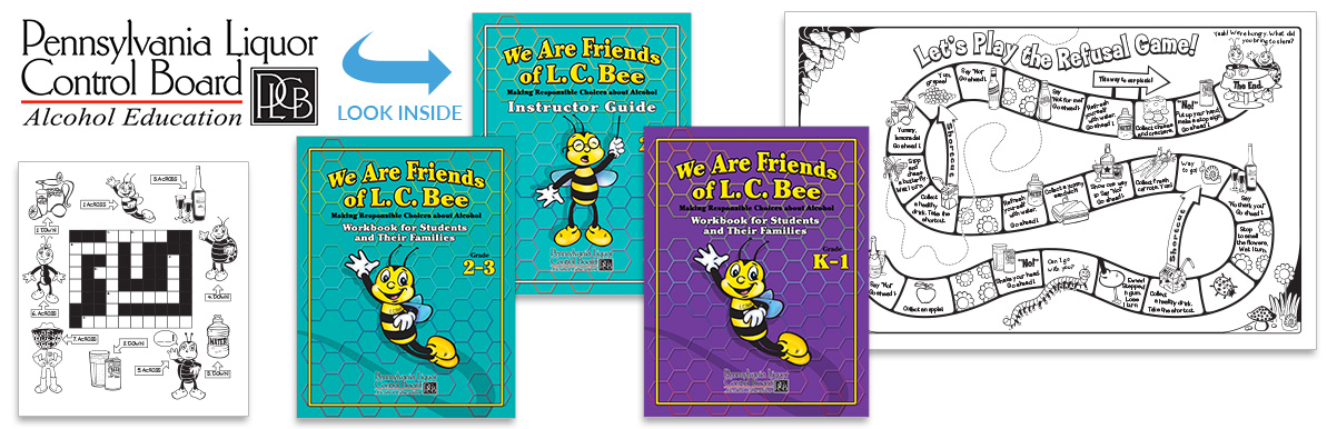 We Are Friends of L.C. Bee