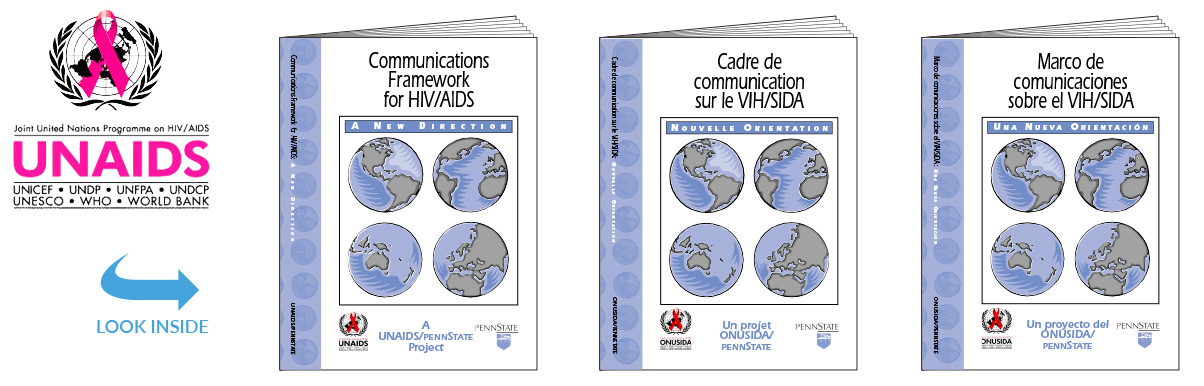 Communications Framework for HIV/AIDS: A New Direction