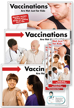 Vaccinations Are Not Just for Kids